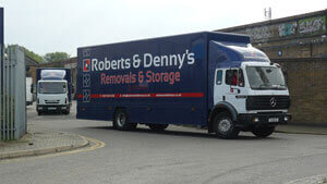 Image of removals services
