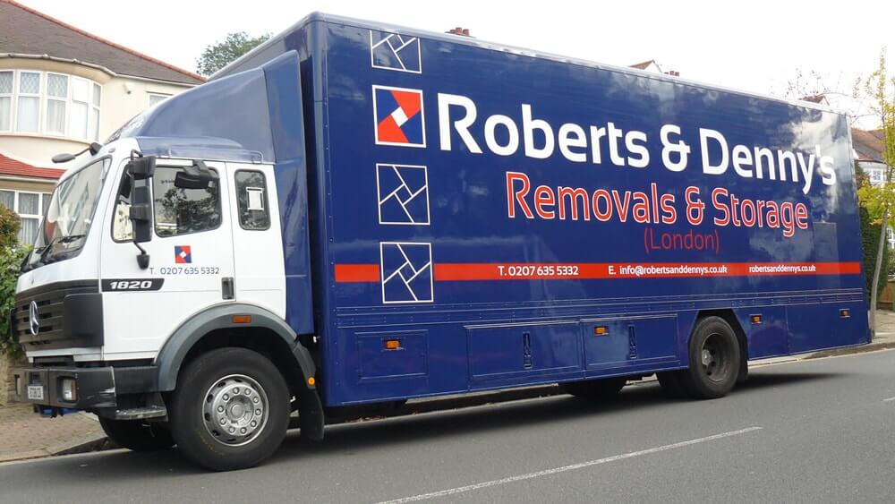 Residential Removals London