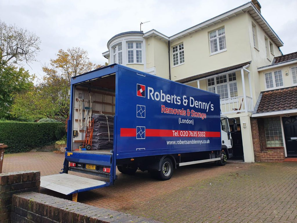Home Removal South London